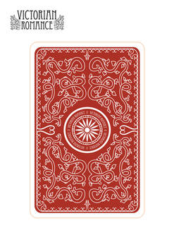 Victorian Romance - Back of the deck