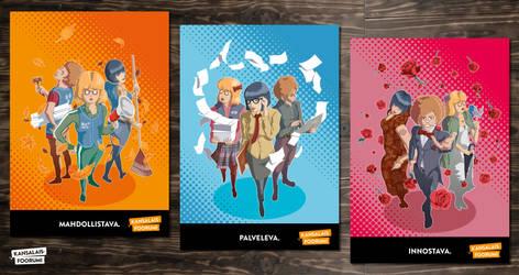 Citizens' Forum Posters