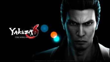 Yakuza 6: The Song of Life - Kiryu wallpaper