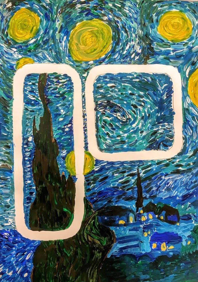 Petrus en Paulus - Van Gogh by muzeonline
