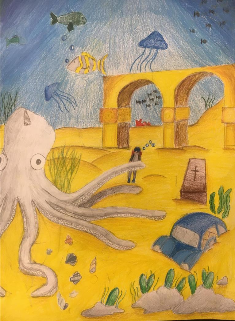Onderwaterwereld by muzeonline