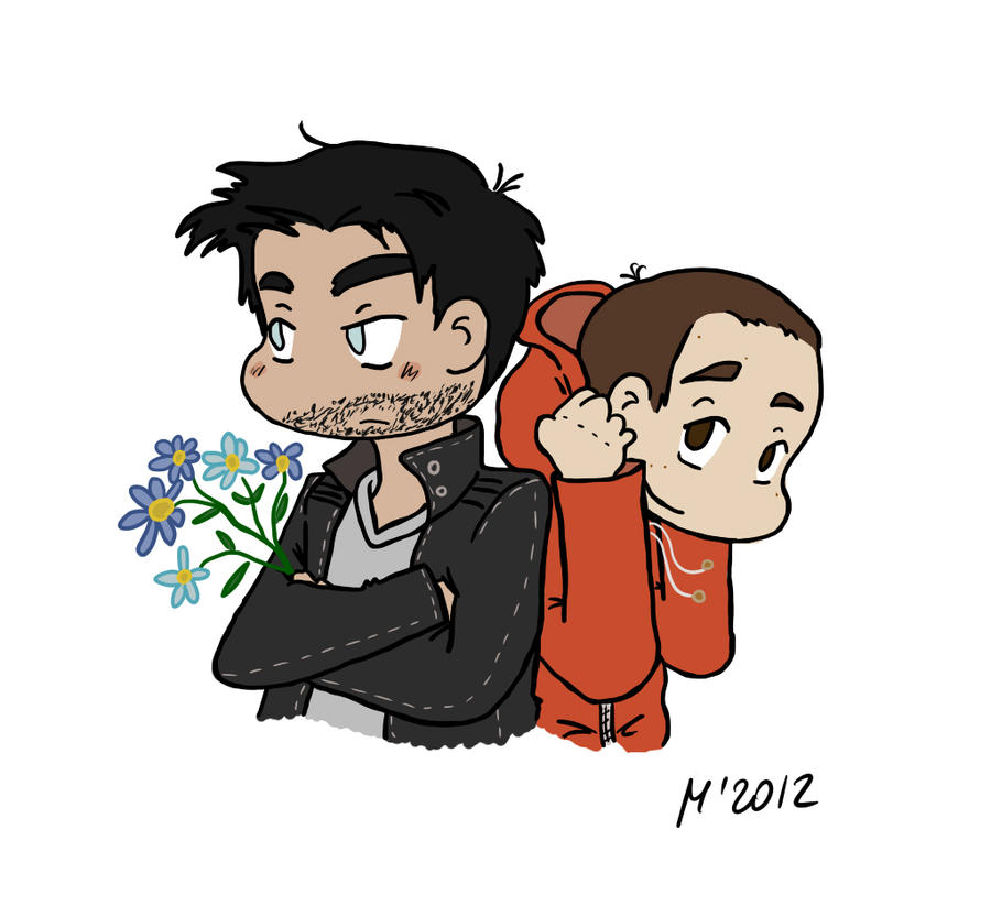 TW - Derek/Stiles by Mirranu
