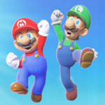 The Mario Brothers!