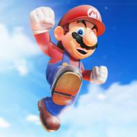 ~The Smash Bros' Number 1: MARIO!~