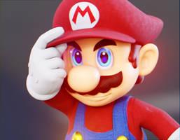 Super Mario - Cinematic Style