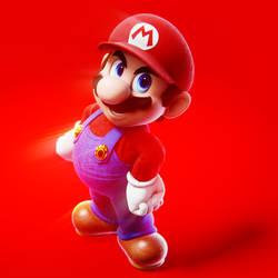 Mario Minestrone Remake (2021)