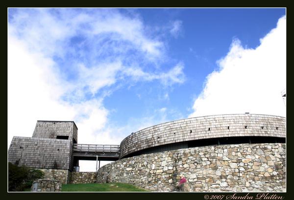 Brasstown Bald observatory by invisikitty on DeviantArt