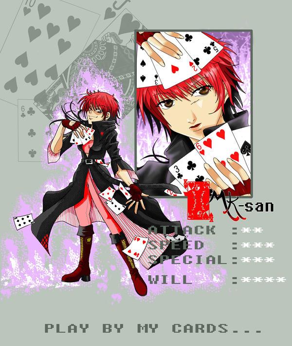 My pixel ID:Mk-san by mangakasan