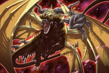 Golden terror by mangakasan