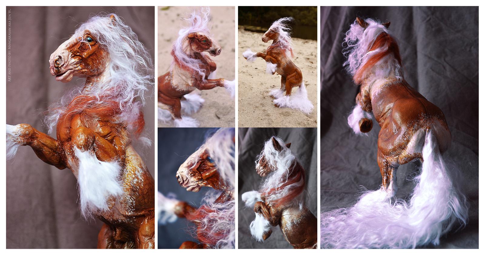 Pave-low the gypsy Stallion by mangakasan