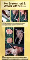Sculpting tutorial part 2 of 2