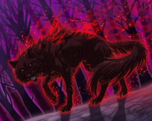 Death awaits you by mangakasan