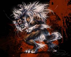Werewolf speedy by mangakasan