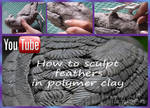 Sculpting feathers tutorial
