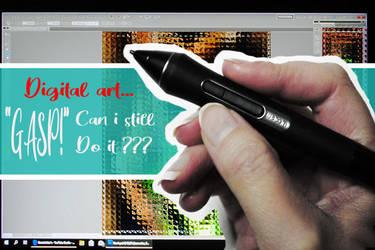 Drawing with digital media tutorial