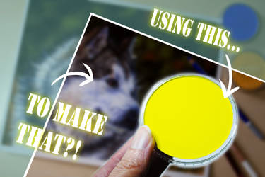 Lets paint a dog in pastels! youtube tutorial