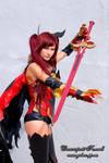 Erza Scarlet Fire Empress