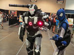 TBCC 2017: Warmachine and Spider-Man