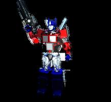 Optimus Prime 2021 Preview