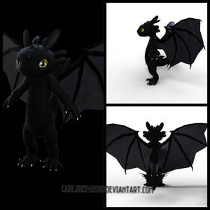 HTTYD Almost Ready to Fly