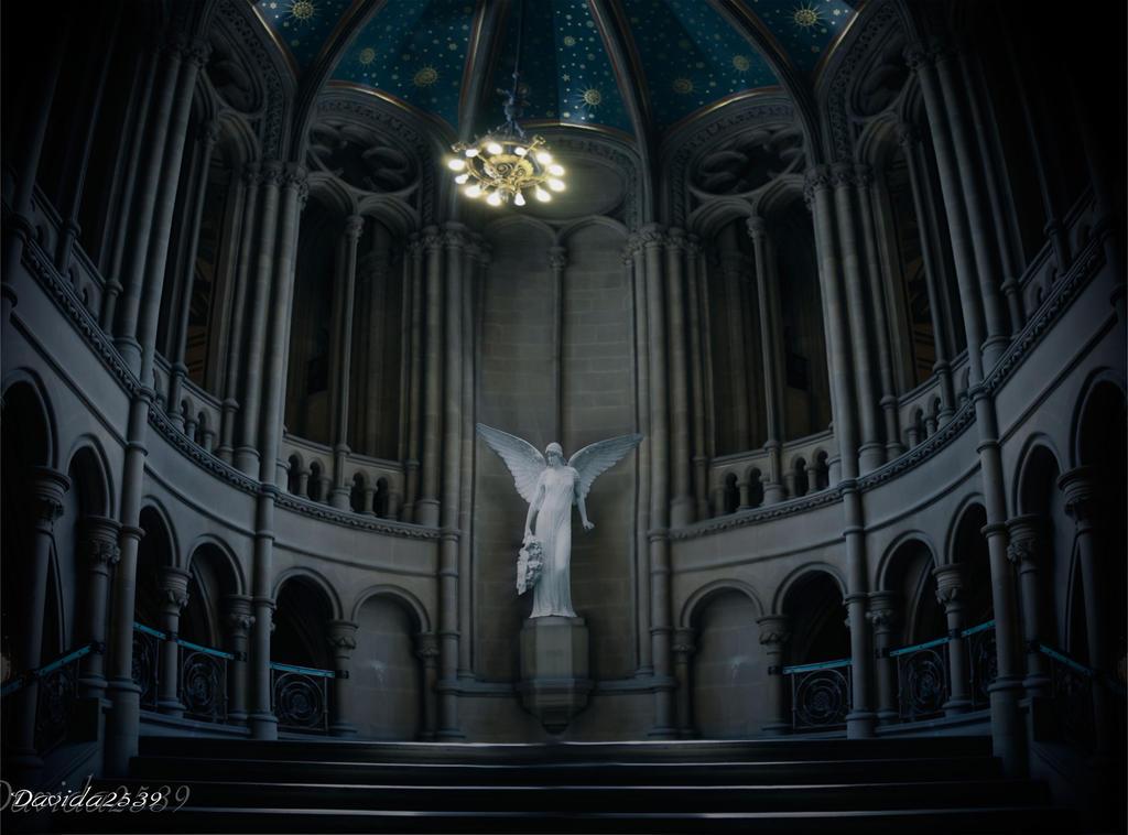 Dark Hall By Davida2539