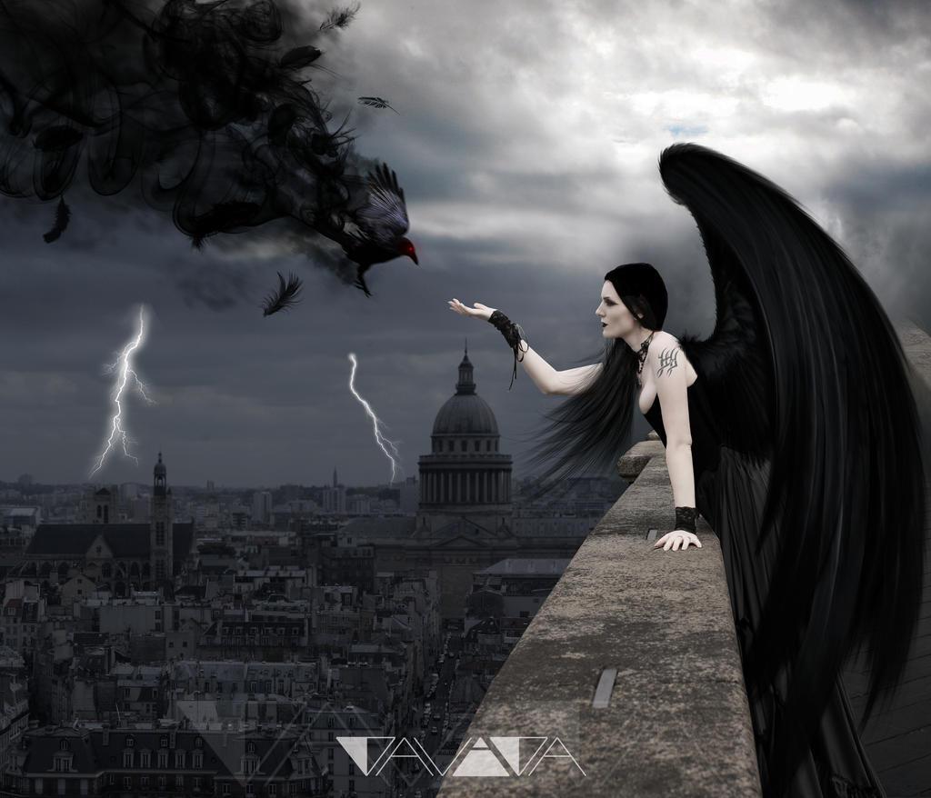 Dark Angel by Davida2539