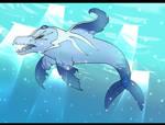 Corrupted Gem- Star Sapphire