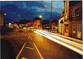 Norwich Road by vandalised