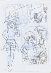 sketch page02 red jokers by MarisaArtist