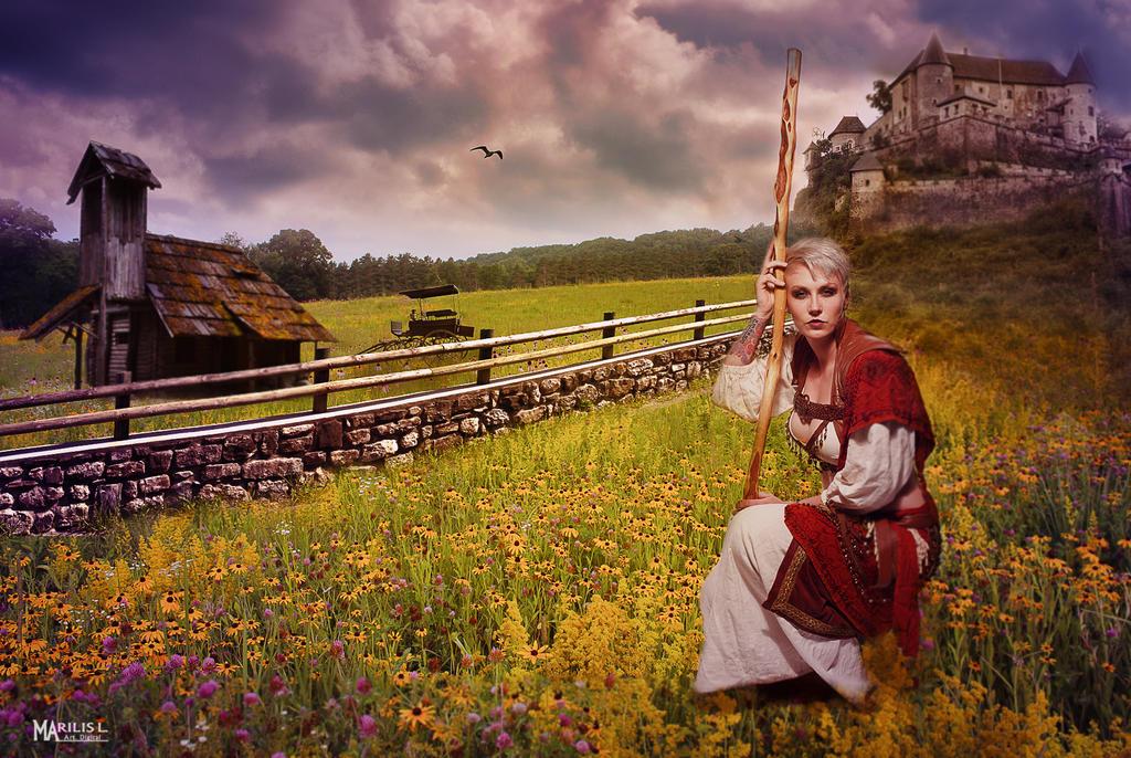 Warlock by Marilis5604