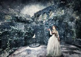Lady Snow by Marilis5604