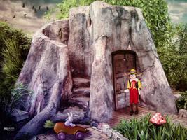 House of Pinocchio by Marilis5604