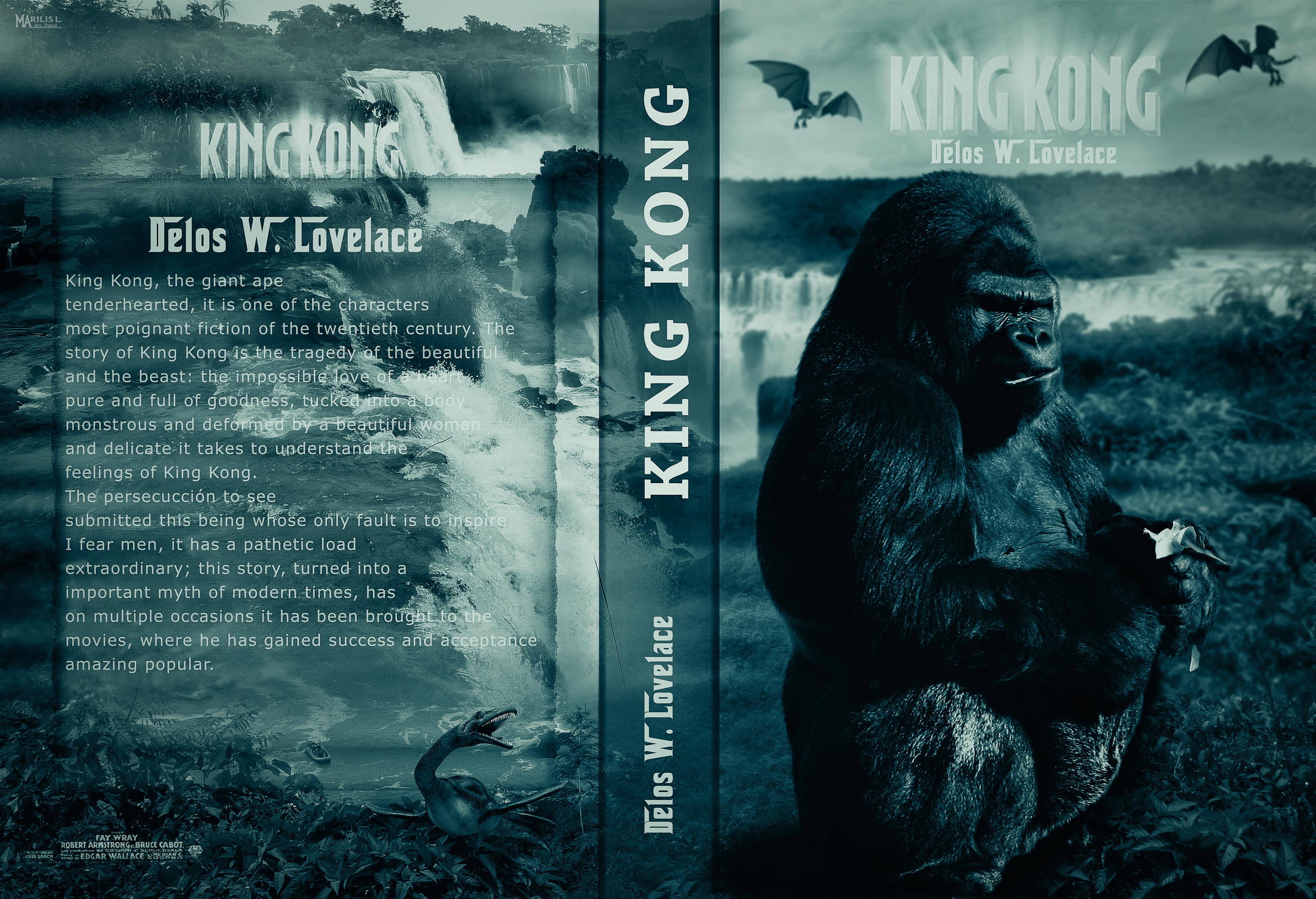 King Kong by Marilis5604