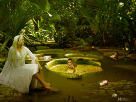 Water Babies by Marilis5604
