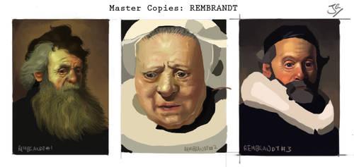 Rambrandt Master Copies