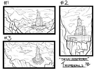 Environment Thumbnails by DemonToaster
