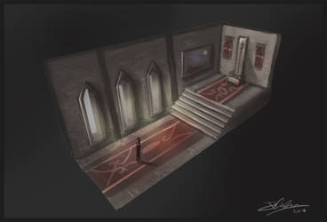 Throne Room Concept