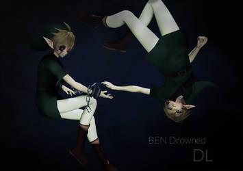 [MMD] TDA Ben Drowned by Laxianne