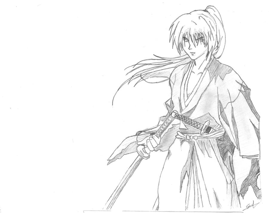 Rurouni Kenshin Samurai X by Spades00cl on DeviantArt