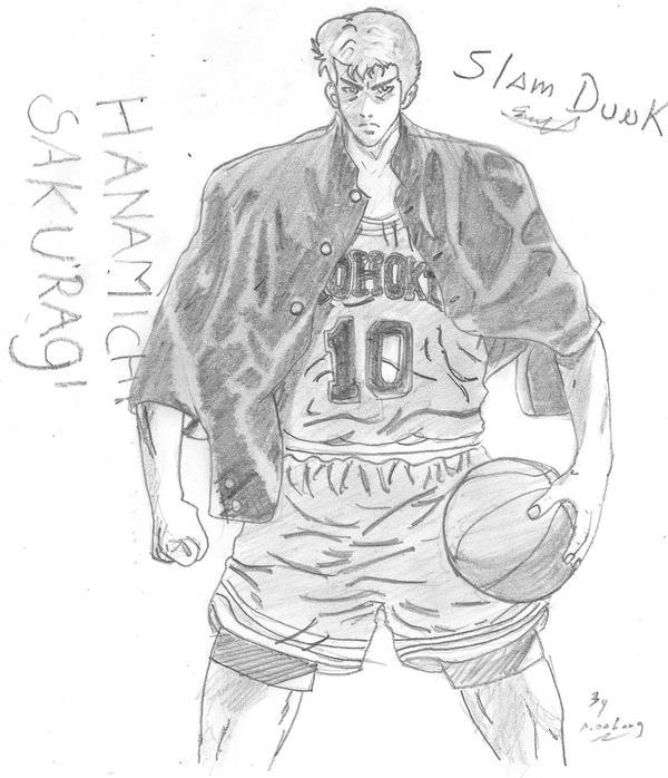 Slam Dunk By Spades00cl On DeviantArt