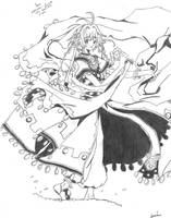 Request Sakura Tsubasa by Spades00cl