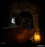 Lycanthropy by nenART
