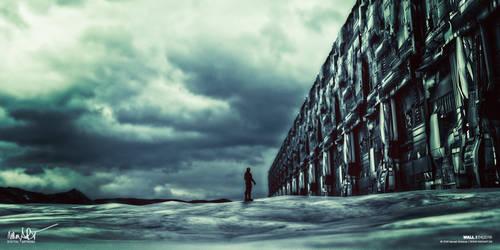 Wall I by nenART