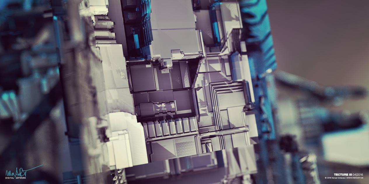 Tecture III by nenART