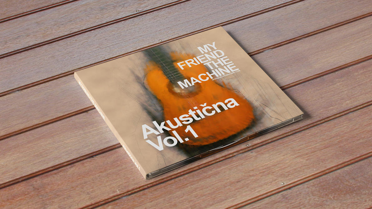 MY FRIEND THE MACHINE - Akusticna Vol.1 Cover by nenART
