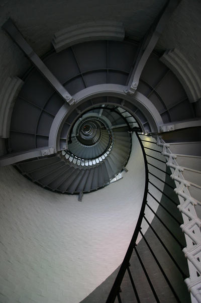 sprial to the light