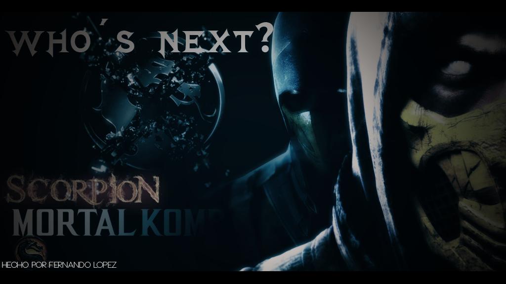 Mortal Kombat X Wallpaper By Fernandojosexd On Deviantart