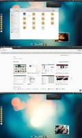 Jan 2011 - Ubuntu Desktop by awhite92