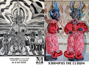 KRAMPUS-THE-CLOWN-SETx