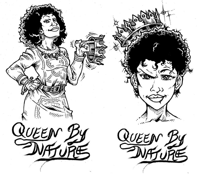 African Queen Brand by Alexcat321